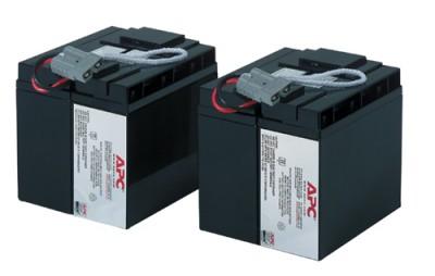 [APC] UPS 정품 교체 배터리 [RBC55]
