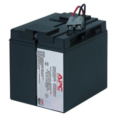 [APC] UPS 정품 교체 배터리 [RBC7]