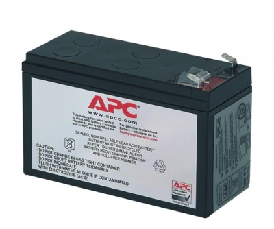 [APC] UPS 정품 교체 배터리 [RBC106]