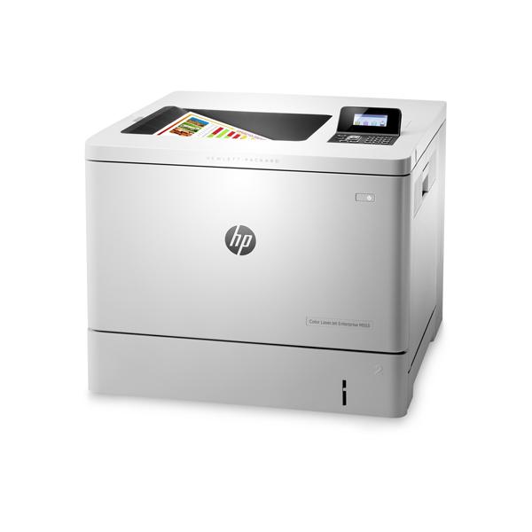 [HP] 레이저젯 엔터프라이즈 M553n 프린터