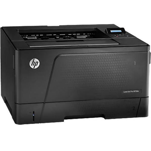 [HP] 흑백레이저젯 프로 M706N (B6S02A/토너포함)