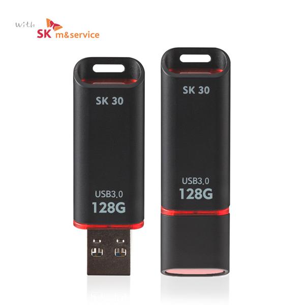 [액센] 액센 with SK SK30 USB3.0 메모리 32GB