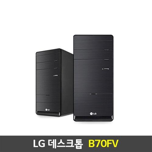[LG전자] 엘지 9세대 데스크탑 B70FV-AD97B4E [+ RAM 4GB, SSD 128GB 추가]