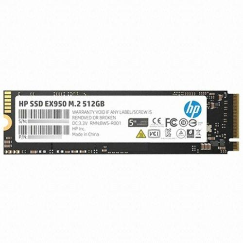 [HP] EX950 M.2 NVMe (512GB)