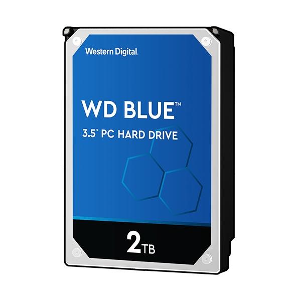[Western Digital] WD BLUE 5400/256M (WD20EZAZ, 2TB)