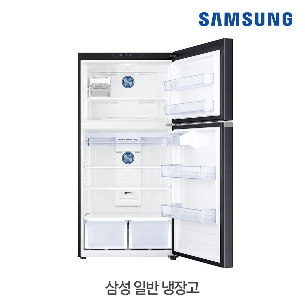 [삼성B2B] 냉장고 589L 블랙 캐비어 RT60N6211SG