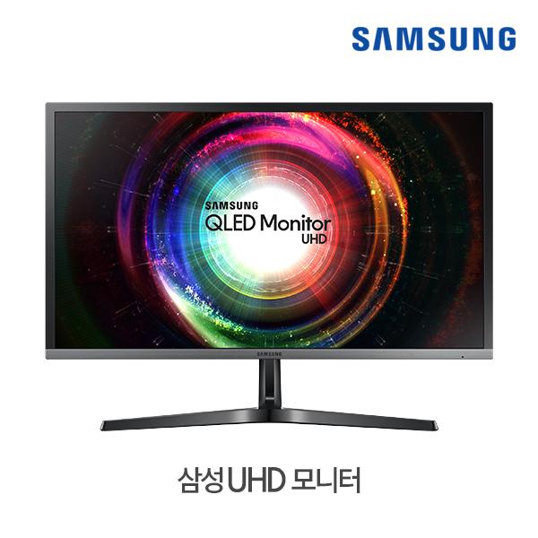 [삼성B2B] QLED UHD 모니터 70.8cm LU28H750UQKXKR