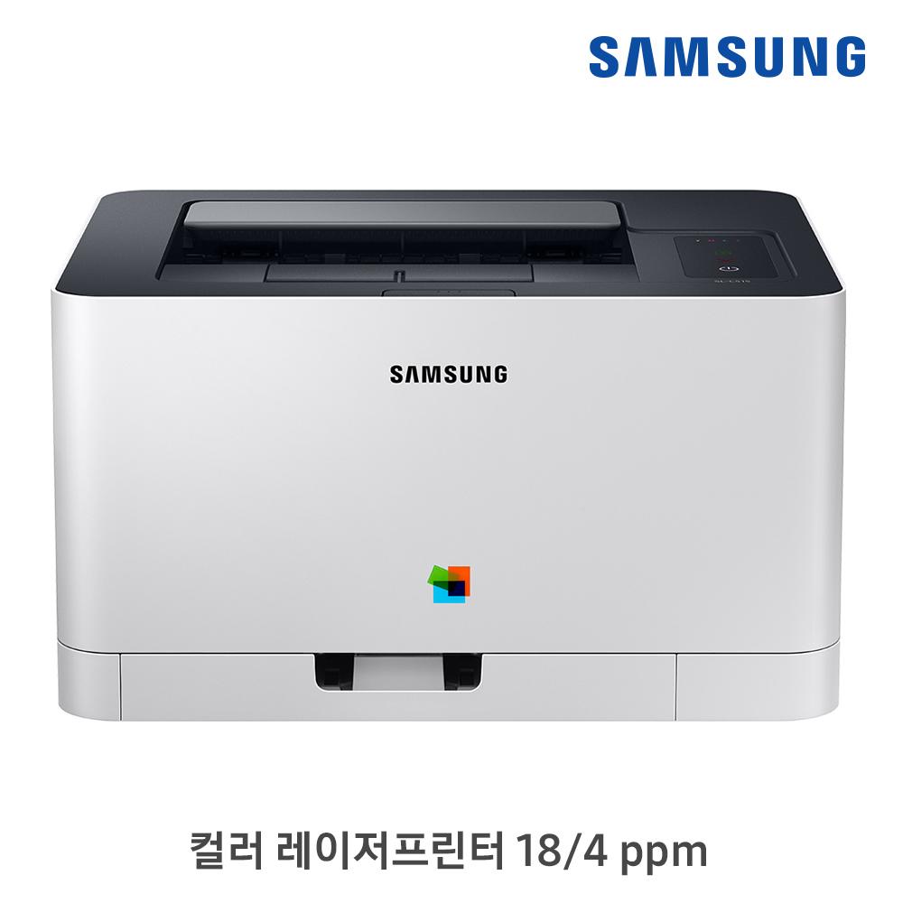 [삼성B2B] 컬러 레이저프린터 18/4 ppm SL-C515