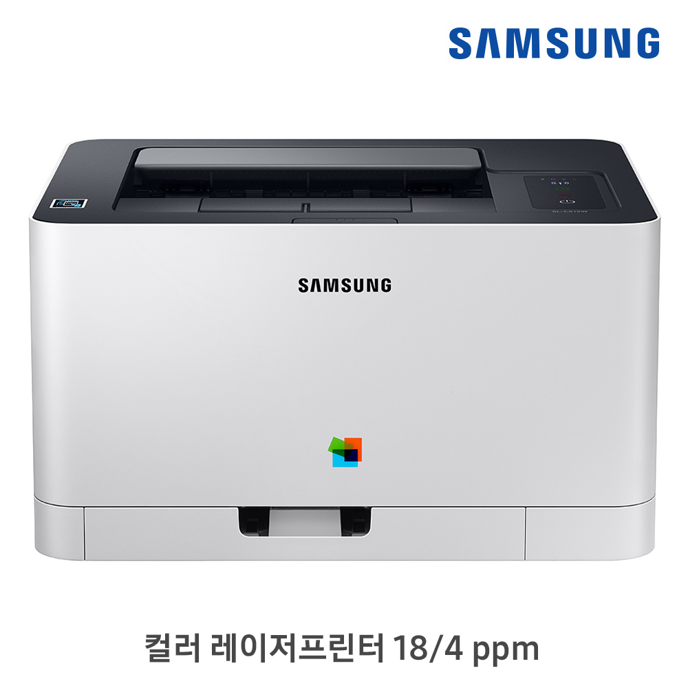 [삼성B2B] 컬러 레이저프린터 18/4 ppm SL-C515W