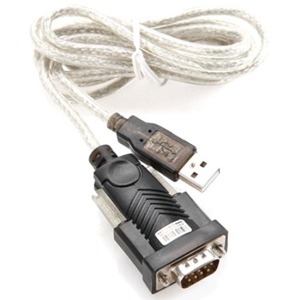 [이지넷유비쿼터스] 이지넷 USB 2.0 to RS232 변환케이블, 1.8M [NEXT-RS232U20]