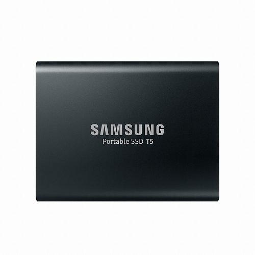 [삼성전자] 포터블 SSD T5 (MU-PAB) (2TB) 블랙