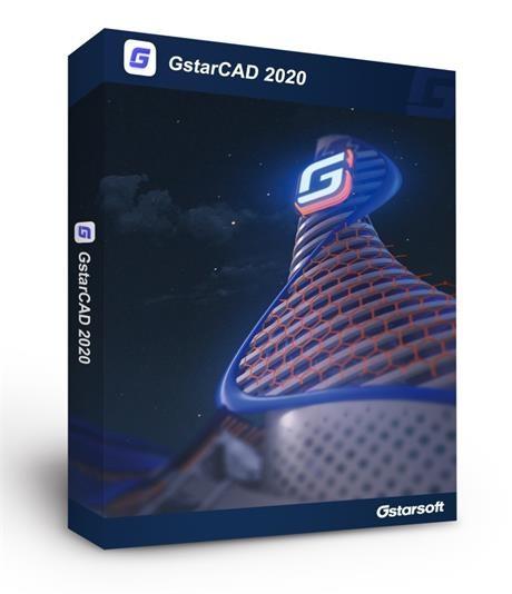 [Gstarsoft] GstarCAD 2020 Standard [기업용/라이선스]