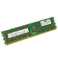 [HP] 4GB 1x4GB PC3-10600 Registered CAS 9 Dual Rank x 4 DRAM Memory Kit *리퍼제품*