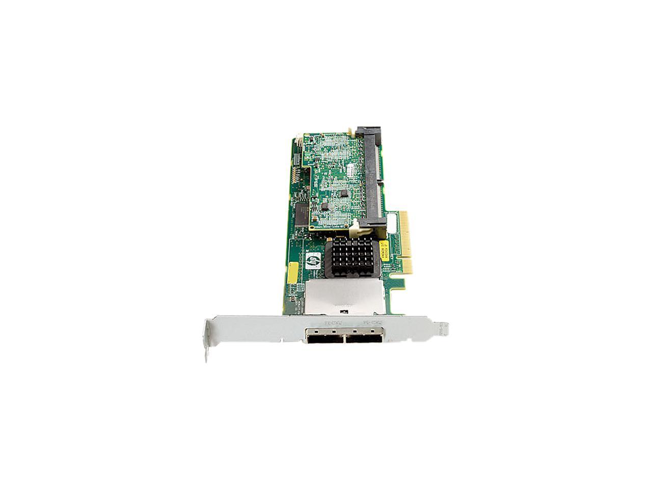[HP] Smart Array P411 with 256MB Cache SAS Controller 2-Ports Ext - PCIe x 8 *리퍼제품*
