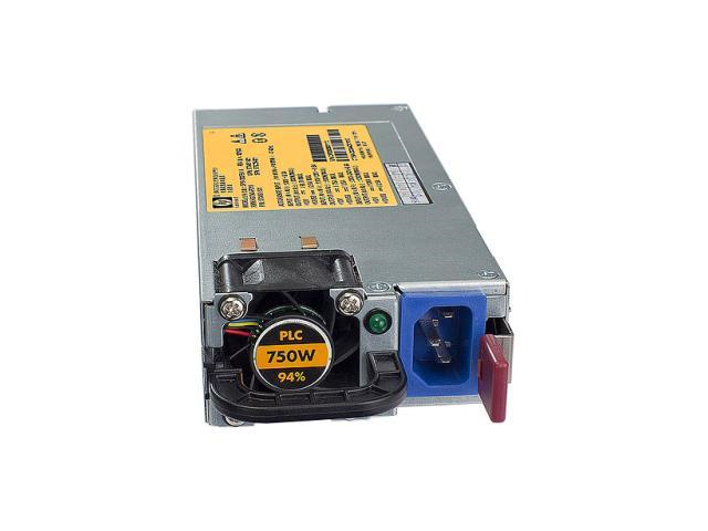 [HP] 750W Common Slot (CS) Platinum High Efficiency Hot-Plug Power Supply *리퍼제품*