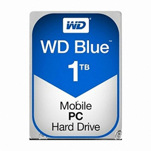 [Western Digital] MOBILE BLUE (1TB) WD10SPZX (SATA3/5400/128M)
