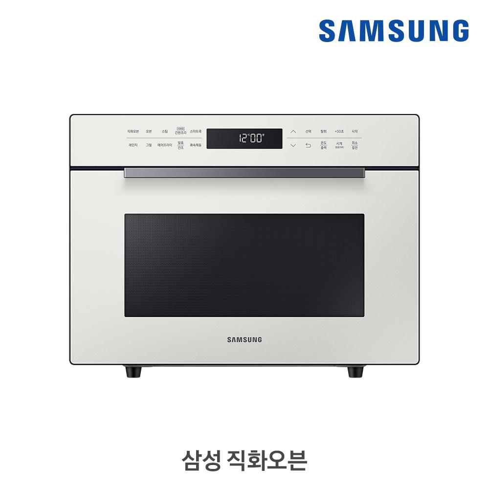 [삼성B2B] 직화오븐 35 L 클린 화이트 MC35R8088LE