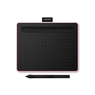 [와콤] Intuos 소형 블루투스 펜 타블렛 (CTL-4100WL) [핑크]