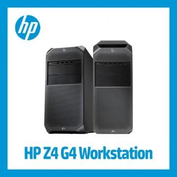 [HP] 워크스테이션 Z4 G4 (4HJ20AV) [Xeon-W 2123/RAM 8GB/HDD 1TB/P400/Win 10 Pro]