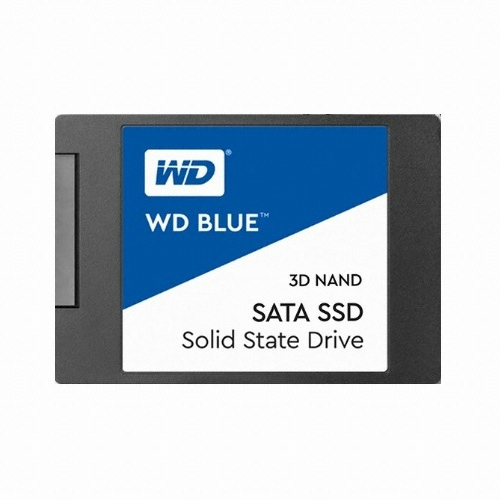 ★한정수량★[Western Digital] WD Blue 3D SSD (500GB)