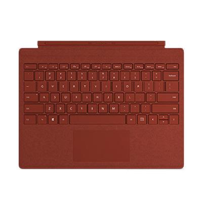 [마이크로소프트] 서피스 프로 타입 커버 (파피 레드)