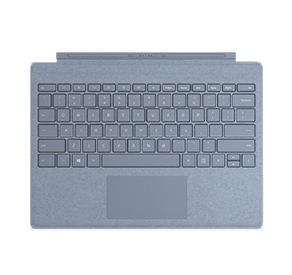 [마이크로소프트] 서피스 프로 타입 커버 (아이스 블루)