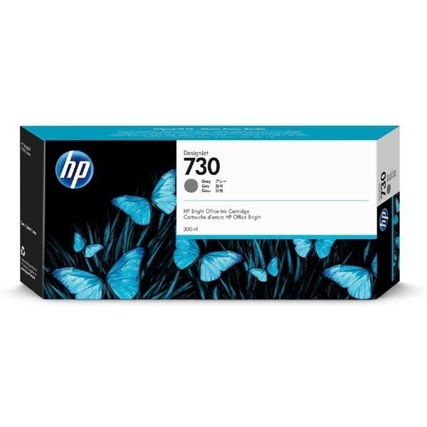 [HP] 정품플로터잉크 No.730B 3ED50A Gray (T1700/300ml)