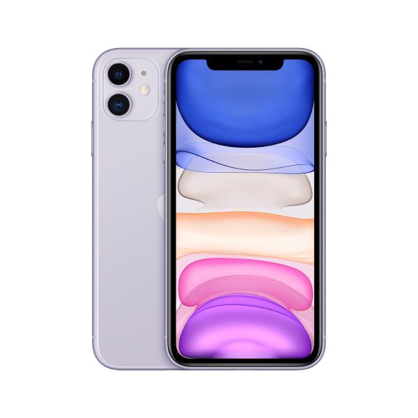 [애플] 아이폰11 (128GB/퍼플) MWM52KH/A