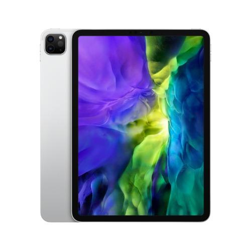 [애플] 아이패드 프로 4세대 11형 Wi-Fi+Cellular 256GB 실버 [MXE52KH/A]