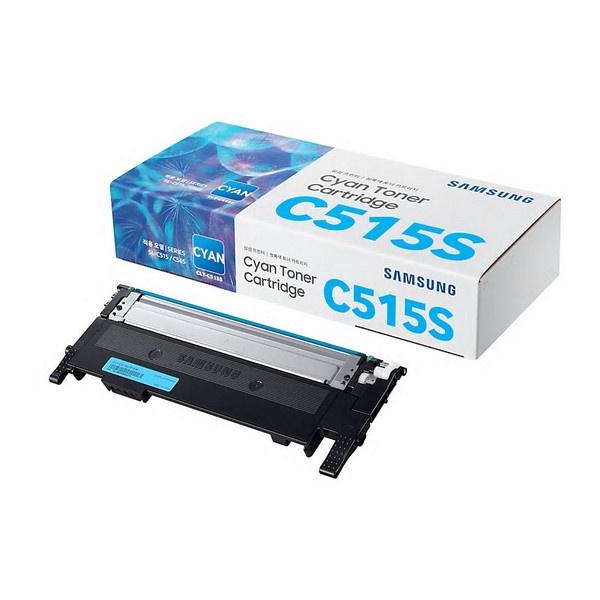 [삼성전자] 정품토너 CLT-C515S 파랑 (SL-C515/1K)
