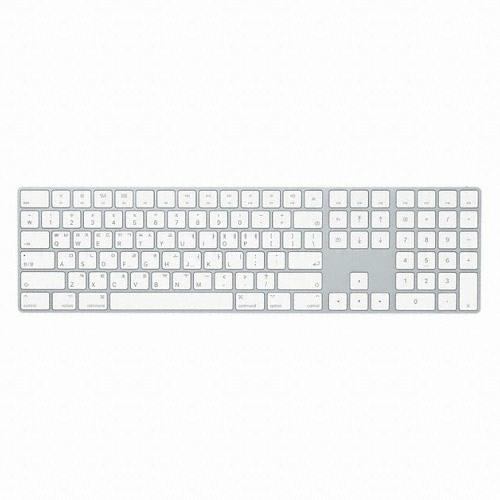 [애플] Magic Keyboard with Numeric Keypad [MQ052KH/A]