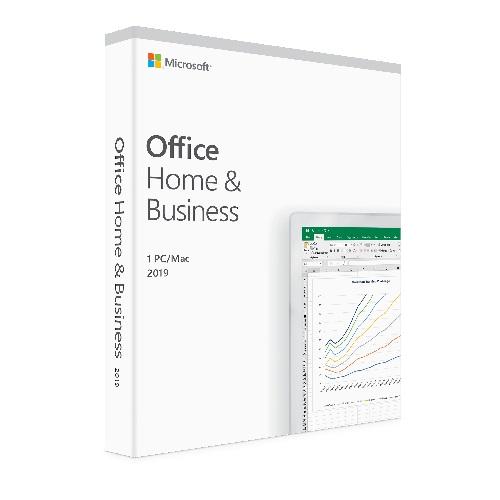 [마이크로소프트] Office 2019 Home & Business PKC [기업용/패키지/한글]