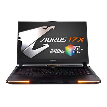 [GIGABYTE] 기가바이트 AORUS 17X 17형 YB i9 W10H [i9-10980HK/RAM 32GB/NVMe 1TB/HDD 2TB/RTX2080/Win 10 Home]