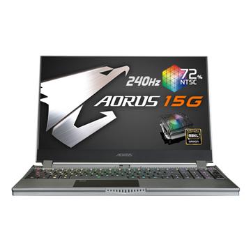 [GIGABYTE] 기가바이트 AORUS 15G 15형 XB i7 [i7-10875H/RAM 16GB/NVMe 512GB/RTX2070/FreeDos]