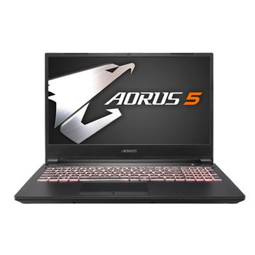 [GIGABYTE] 기가바이트 AORUS 5 15형 MB i5 E Win 10 [i5-10200H /RAM 8GB/NVMe 256GB/GTX1650 Ti/Win 10 Home]