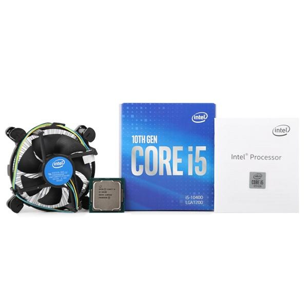 [인텔] 코어i5-10세대 10400 (코멧레이크S)