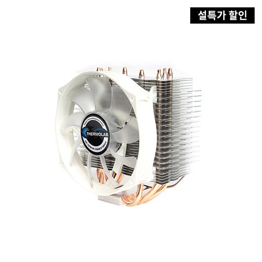 [THERMOLAB] TRINITY WHITE LED 6.0 [CPU쿨러]