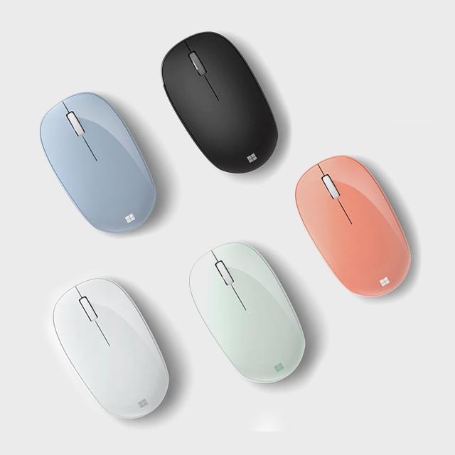[마이크로소프트] 블루투스 5.0 마우스 [파스텔블루]