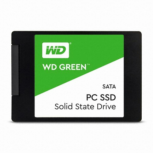 [Western Digital] WD Green SSD (480GB)
