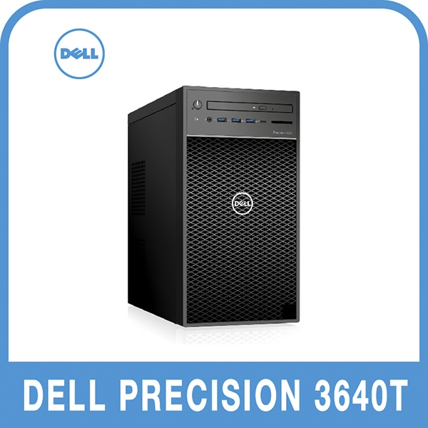 [DELL] 프리시전 워크스테이션 3640T [i7-10700/RAM 8GB/HDD 1TB/Win 10 Pro]