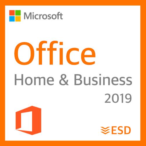 [마이크로소프트] Office 2019 Home & Business ESD [기업용/멀티랭귀지]