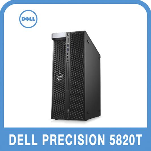[DELL] 프리시전 워크스테이션 5820T [W-2235/RAM 8GB/HDD 1TB/RTX3090/Win 10 Pro]