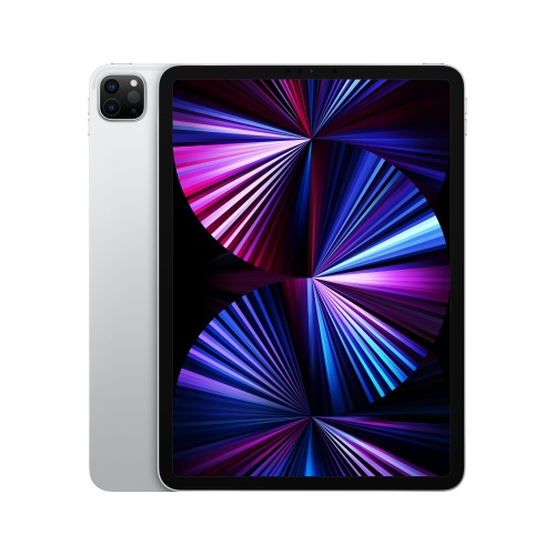 [애플] 아이패드 프로 5세대 11형 Wi-Fi 256GB 실버 [MHQV3KH/A]