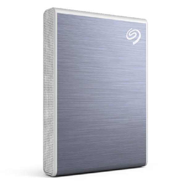 [씨게이트] FAST One Touch SSD + 데이터복구 2TB 블루
