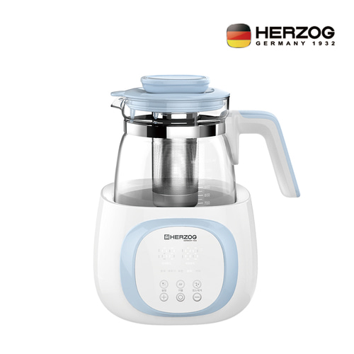 [헤르조그] 안전 티 포트 (1.2L) HZA-TP800