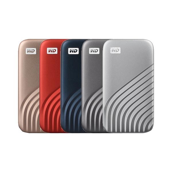 [Western Digital] WD NEW My Passport NVMe SSD (500GB) 레드