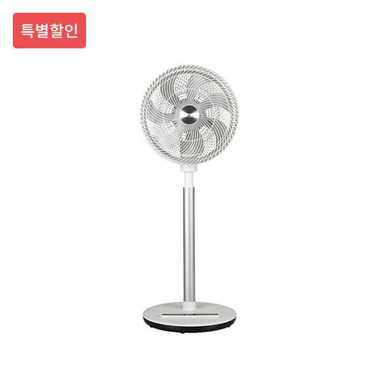 [보국] 에어젯 BLDC 써큘레이터 더 에너제틱 BKF-1230DC [화이트]
