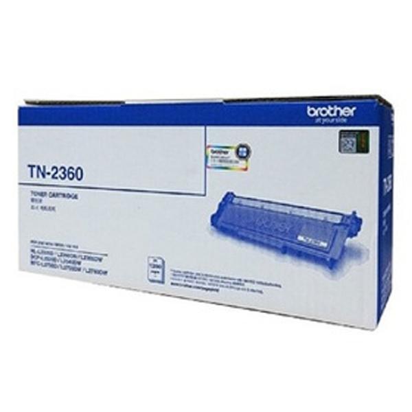 [브라더] 정품토너 TN-2360 검정 (L2700DW/1.2K)