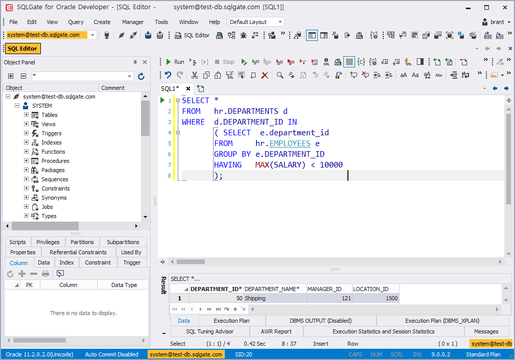 Extract SQL from Java