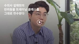 [0원강의][라이프스타일][반려동물] 수의사 설채현의 댕댕이 트레이닝 클래스_설채현